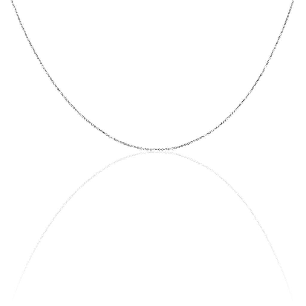 Damen Ankerkette Silber 925 42cm - Ketten ohne Anhänger Damen | Oro Vivo