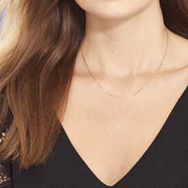 Damen Veneziakette Gold 375 42cm -  Damen   Oro Vivo