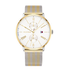 Tommy Hilfiger Damenuhr Dressed Up 1782074 Quarz -  Damen | Oro Vivo