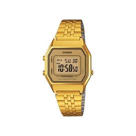 Casio Collection Damenuhr Vintage La680wega-9er - Chronographen Damen | Oro Vivo