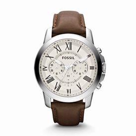 Fossil Herrenuhr Grant Fs4735 Quarz-chronograph - Analoguhren Herren | Oro Vivo