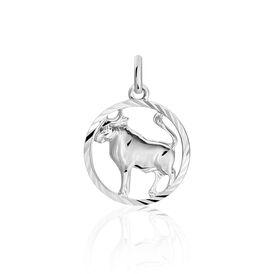 Herrenanhänger Silber 925 Sternzeichen Stier - Personalisierte Geschenke Herren | Oro Vivo