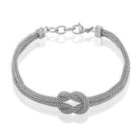 Damenarmband Edelstahl Seemannsknoten  - Armbänder Damen | Oro Vivo