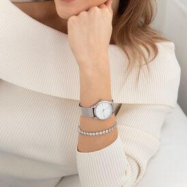 Damenarmband Silber 925 Punkte - Armbänder  | Oro Vivo