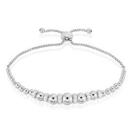 Damenkugelarmband Silber 925 Zirkonia - Armbänder Damen | Oro Vivo