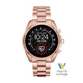 Michael Kors Damenuhr Bradshaw Mkt5086 Smartwatch -  Damen | Oro Vivo