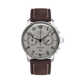 Zeppelin Herrenuhr Graf 8678-4 Quarz-chronograph -  Herren | Oro Vivo