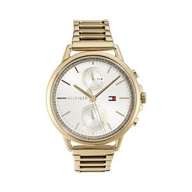 Tommy Hilfiger Damenuhr Carly 1781916 Quarz - Analoguhren Damen | Oro Vivo