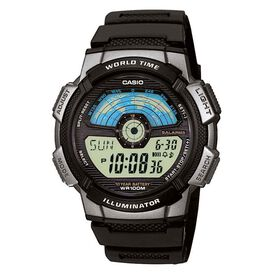 Casio Collection Herrenuhr Ae-1100w-1avef Digital -  Herren | Oro Vivo