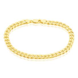 Damenarmband Panzerkette Gold 585  - Armketten Damen   Oro Vivo