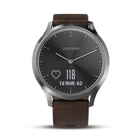 Garmin Unisexuhr Vivomove 010-01850-04 Smartwatch - Black Friday Unisexe | Oro Vivo