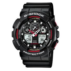Casio G-shock Herrenuhr Ga-100-1a4er Digital -  Herren | Oro Vivo