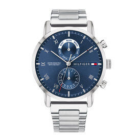 Tommy Hilfiger Herrenuhr Dressed Up 1710401 Quarz -  Herren | Oro Vivo
