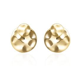 Damen Ear Jacket Lang Vergoldet  - Black Friday Damen | Oro Vivo