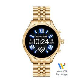 Michael Kors Damenuhr Lexington Mkt5078 Quarz - Chronographen Damen | Oro Vivo