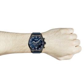 Boss Herrenuhr Pioneer 1513711 Quarz-chronograph - Analoguhren Herren | Oro Vivo