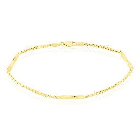 Damenarmband Gold 375  - Armbänder Damen   Oro Vivo