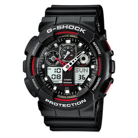 Casio G-shock Herrenuhr Ga-100-1a4er Digital - Analog-Digital Uhren Herren | Oro Vivo