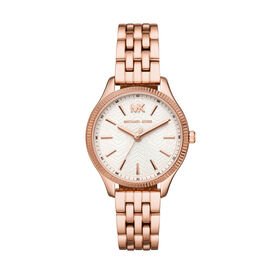 Michael Kors Damenuhr Lexington Mk6641 Quarz -  Damen | Oro Vivo