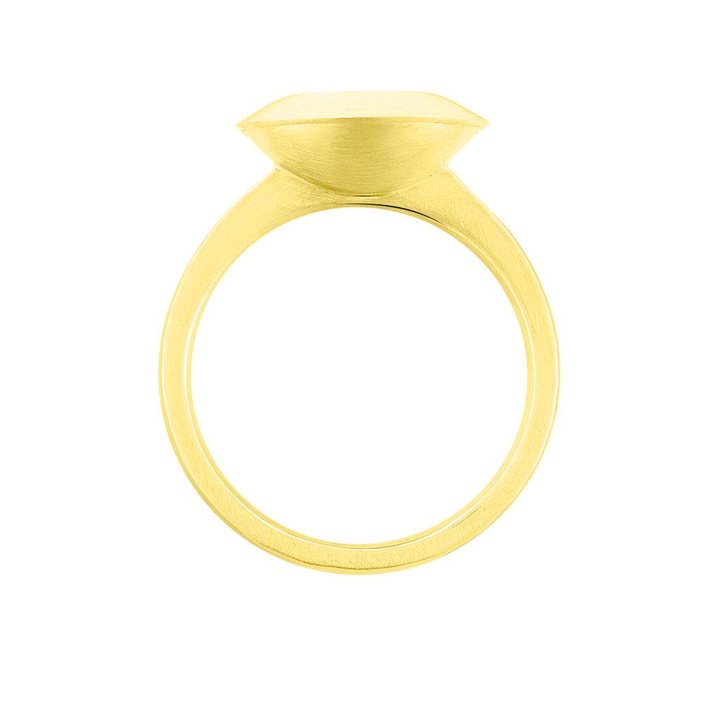 Solitärring Gold 375 Diamant 0,23ct Heiko Schrem - Ringe mit Edelsteinen Damen | Oro Vivo
