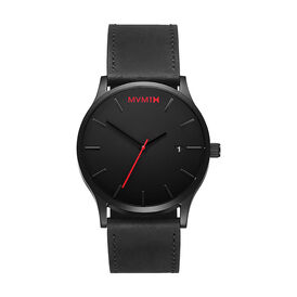 Mvmt Herrenuhr Classic Black Leather L213.5l.551 - Analoguhren Herren | Oro Vivo