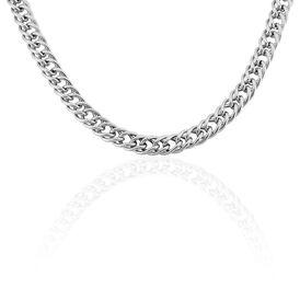 Damen Collier Silber 925 50cm - Ketten ohne Anhänger  | Oro Vivo