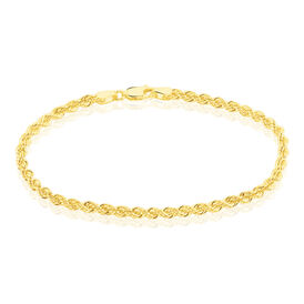 Damenarmband Kordelkette Gold 585  - Armketten Damen | Oro Vivo