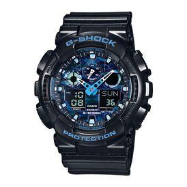 Casio G-shock Herrenuhr Ga-100cb-1aer Digital -  Herren   Oro Vivo