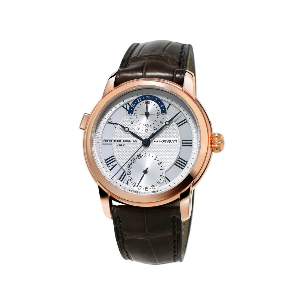 Frederique Constant Herrenuhr Classic Manufacture - Black Friday Herren | Oro Vivo