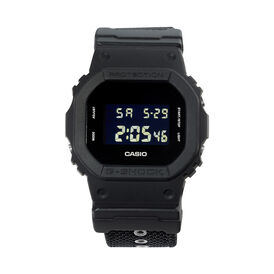Casio G-shock Herrenuhr Dw-5600bbn-1er Digital - Analog-Digital Uhren Herren | Oro Vivo