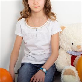 Borelli Kinderuhr Max 3e2 Quarz - Analoguhren Kinder | Oro Vivo
