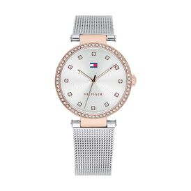 Tommy Hilfiger Damenuhr Dressed Up 1781863 Quarz -  Damen | Oro Vivo
