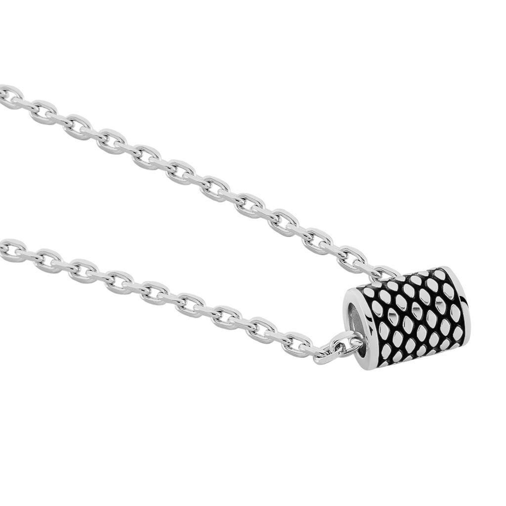 Herren Halskette Silber 925  - Ketten mit Anhänger Herren | Oro Vivo
