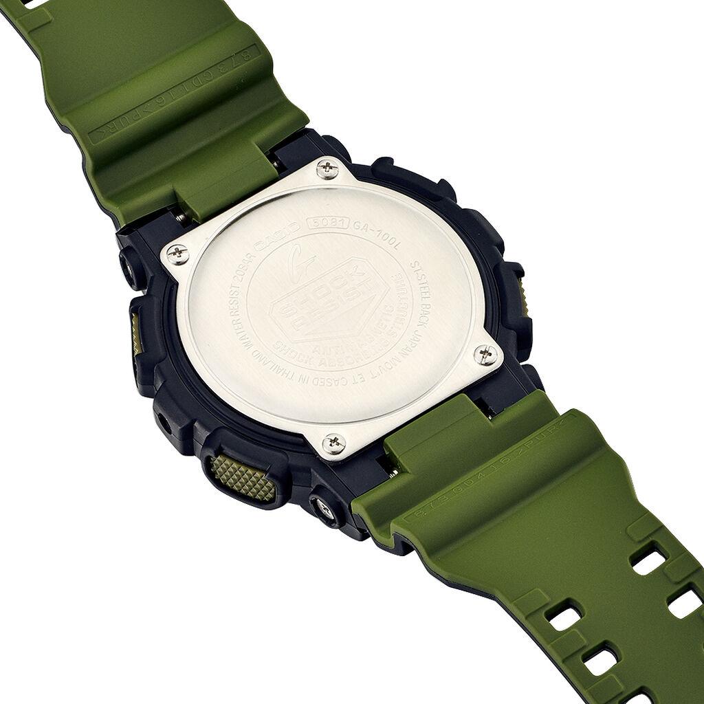 Casio G-shock Herrenuhr Ga-100l-1aer Digital - Analog-Digital Uhren Herren | Oro Vivo
