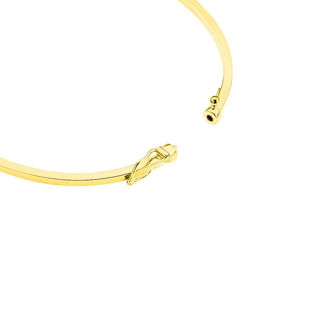 Damen Armreif Gold 375 - Armreifen Damen | Oro Vivo
