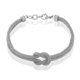 Damenarmband Edelstahl Seemannsknoten  -  Damen | Oro Vivo