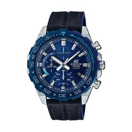 Casio Edifice Herrenuhr Efr-566bl-2avuef Quarz -  Herren | Oro Vivo