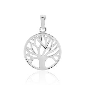Anhänger Silber 925 Lebensbaum - Schmuckanhänger Damen | Oro Vivo