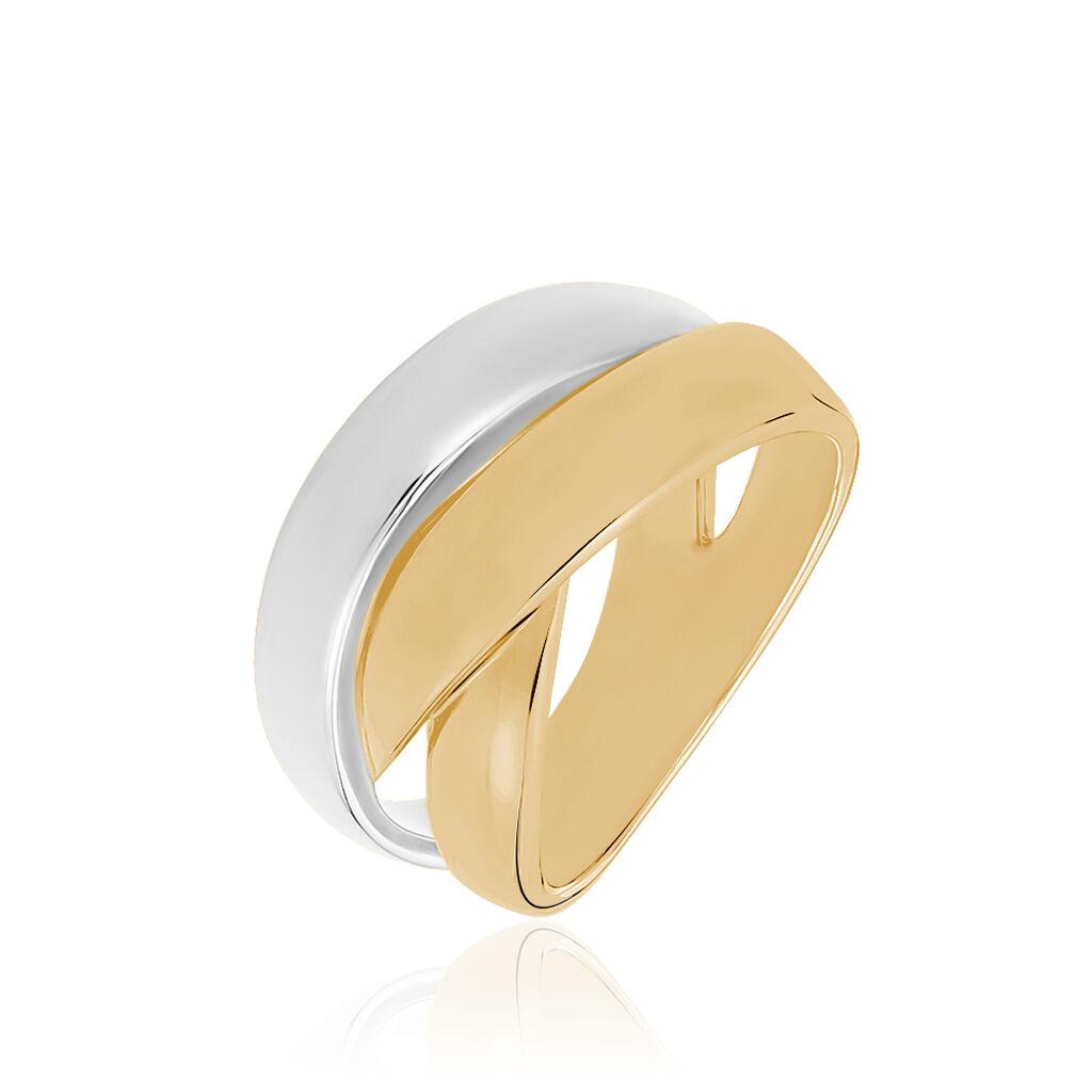 Damenring Silber 925 Vergoldet - Kleine Geschenke Damen | Oro Vivo