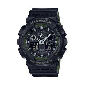 Casio G-shock Herrenuhr Ga-100l-1aer Digital - Analog-Digital Uhren Herren   Oro Vivo
