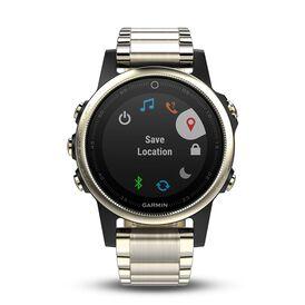 Garmin Herrenuhr Fenix 5s 010-01685-15 Smartwatch - Smartwatches Herren | Oro Vivo