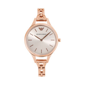 Armani Damenuhr Dress Ar11055 Quarz -  Damen | Oro Vivo