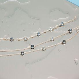 Damenarmband Gelbgold 375 London Topas - Armbänder Damen   Oro Vivo