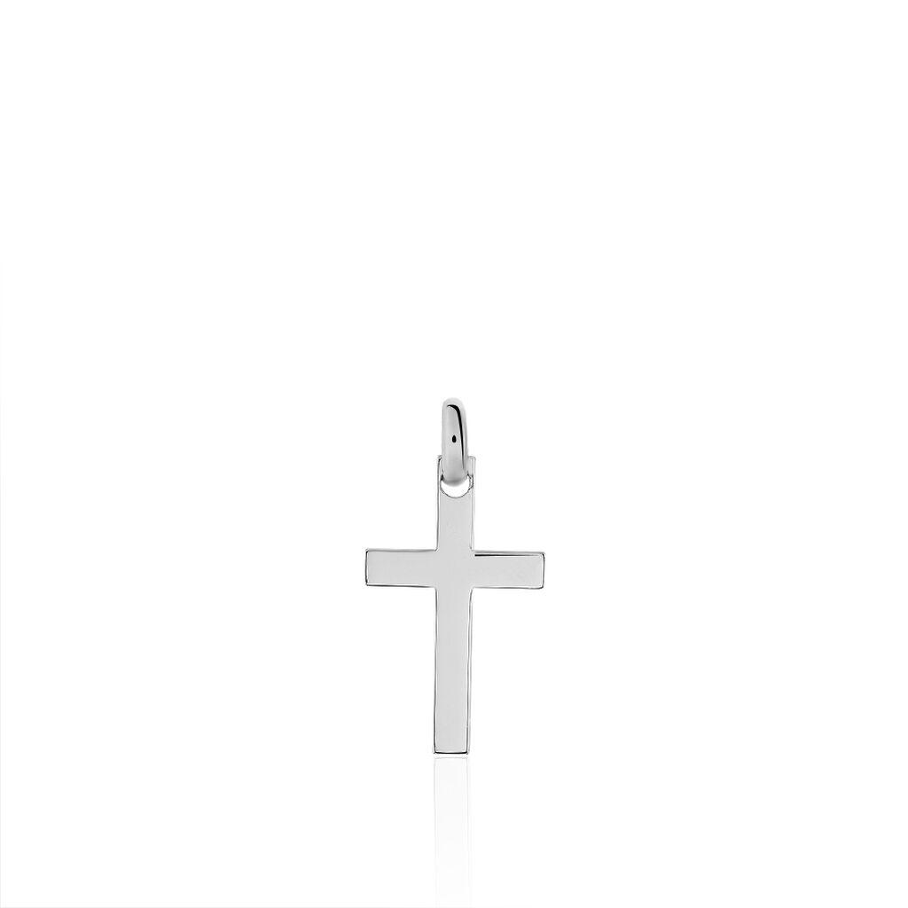 Unisex Anhänger Silber 925 Kreuz - Kreuzanhänger Unisex | Oro Vivo
