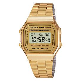 Casio Collection Herrenuhr A168wg-9ef Retro -  Herren | Oro Vivo
