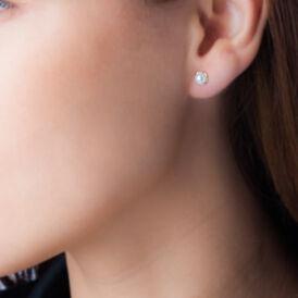 Damen Perlenohrringe Gold 375 Zuchtperlen -  Damen | Oro Vivo