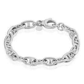 Damenarmband Stegpanzerkette Silber 925  -  Damen | Oro Vivo