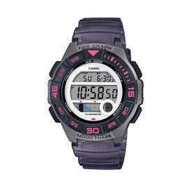 Casio Collection Damenuhr Lws-1100h-8avef Digital -  Damen | Oro Vivo