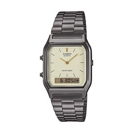 Casio Collection Unisexuhr Vintage Aq-230egg-9aef - Analog-Digital Uhren Unisexe | Oro Vivo