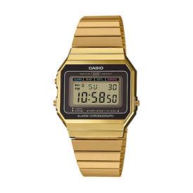 Casio Collection Damenuhr A700weg-9aef - Chronographen Damen | Oro Vivo